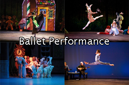 Spartanburg Ballet Fall-Winter
